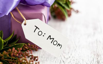 What are you doing for your Mom this Mother's Day?